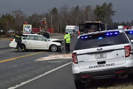 Police: Dozy Driver Crossed Centerline, Caused Bangor Road Crash ...