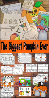 Childrens Halloween Books Read Aloud by The Biggest Pumpkin Ever Interactive Read Aloud Lesson Plans And