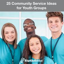 25 Community Service Ideas For Youth Groups Use These Creative Tips
