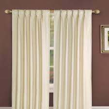 Pinch Pleated Sheers & Drapery Fire Retardant TheCurtainShop