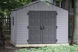 Keter Stronghold Shed Assembly by Us Leisure 10 Ft X 8 Ft Keter Stronghold Resin Storage Shed