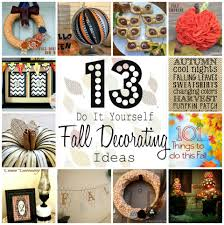 Do It Yourself Decorating For Fall Tutes Tips Not To Miss