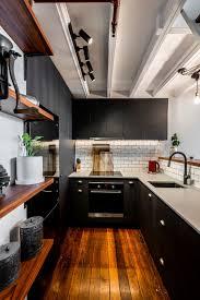 100 Teneriffe Woolstores Industrial Woolstore Apartment Kitchens By Kathie