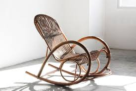 SOLD - Mid Century Modern Rattan Rocking Chair By Franco Albini ... Italian 1940s Wicker Lounge Chair Att To Casa E Giardino Kay High Rocking By Gloster Fniture Stylepark Natural Rattan Rocking Chair Vintage Style Amazoncouk Kitchen Best Way For Your Relaxing Using Wicker Sf180515i1roh Noordwolde Bent Rattan Design Sold Mid Century Modern Franco Albini Klara With Cane Back Hivemoderncom Yamakawa Bamboo 1960s 86256 In Bamboo And Design Market Laze Outdoor Roda