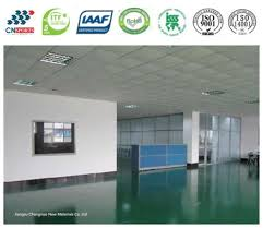 Beatiful And Durable Polyurea Flooring Coating For Office Areas