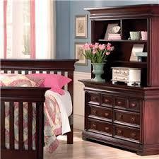 Munire Dresser With Hutch by Muniré Furniture Majestic Double Dresser And Hutch