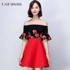 compare prices on dress short prom red online shopping buy low