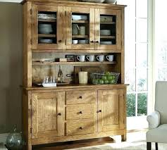 Dining Room Buffet With Glass Doors Hutch Decorating Ideas Source A Modern Hutches And Buffets Contemporary Decoration