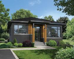 100 Single Storey Contemporary House Designs Plan 80870PM 2 Bed Modern Home With Sunken Entrance IDInteriors