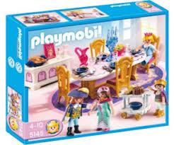 playmobil prinzessinnenschloss königliche festtafel 5145