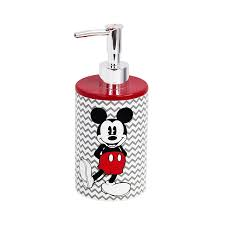 Mickey Mouse Bathroom Sets At Walmart by Mickey Mouse Shower Curtain Walmart Black And White Zigzag Bath