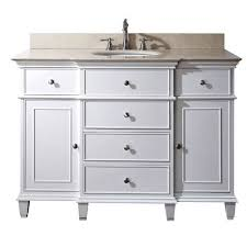 46 Inch White Bathroom Vanity by White 48 Inch Bathroom Vanities With Tops My Account Tsc