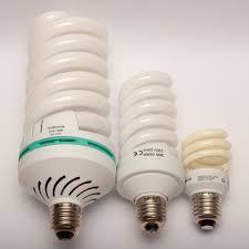 fluorescent lights gas inside fluorescent light bulb what type