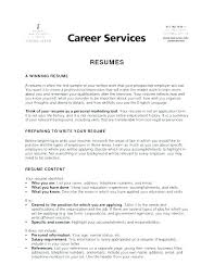 List Of Resume Objectives Accounting Objective Statements Statement For Sample