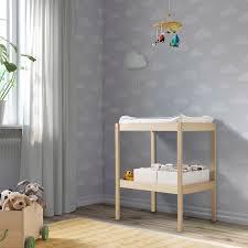 sniglar wickeltisch buche weiß 72x53 cm ikea schweiz
