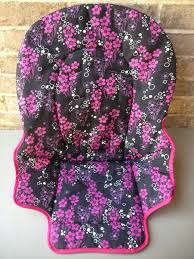 replacement seat pad graco simple switch high chair cover new