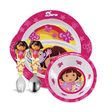 Dora The Explorer Fiesta Kitchen Set by Dsi Games For