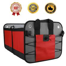 Car Trunk Organizer,Foldable Grocery Storage Container Collapsible ... Chiziyo Portable Foldable Multi Compartment Fabric Car Truck Storage Trunk Organizerfoldable Grocery Container Collapsible Organizer Bed Accsories Stacker Decked Pickup Tool Boxes And Ana White Shelf Or Desk Diy Projects Cuzail High Quality Box Firescue Foam Organizers Sharkco Manufacturing 30 5 Stars From 500 Reviews Gift Ideas Eaging Flat Stake Capacity Home Depot Luxurious X 96 Full Size Cargo Net Harbor Freight Amazoncom Loadhandler Rgocatch Fullsize 62