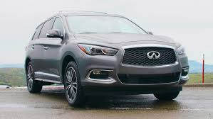 2018 Infiniti QX60: A Competent And Comfy Crossover - Video - Roadshow Infiniti Qx80 Reviews Research New Used Models Motor Trend To Infinity And Beyond The Pizza Planet Truck In Real Life Monograph Concept Will It Go Production 2017 2018 Suv Is A Deluxe Dubai Debut Roadshow Trucks Diesel Tohatruck Gearing Up For Families Arundel Journal Tribune Finiti Of Charlotte Luxury Cars Suvs Dealership Servicing 2016 Larte Design Missuro 2019 Qx50 Preview Crossovers Usa