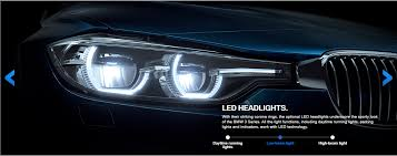 3 series lci halogen and led headlights compared