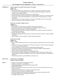 Science Teacher Resume Samples | Velvet Jobs Teacher Resume Samples And Writing Guide 10 Examples Resumeyard Resume For Teachers With No Experience Examples Tacusotechco Art Beautiful Template For Teaching Free Objective Duynvadernl Science Velvet Jobs Uptodate Tips Sample To Inspire Help How Proofread A Paper Best Of Objectives Atclgrain Format Example School My Guitar Lovely Music Example