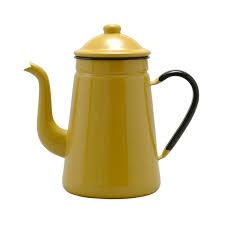 NODA HORO Enamel Coffee Pot 3 Colours