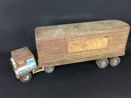 100 Bull Hauler Trucks Antique Toy Steel And Truck 345 Auction