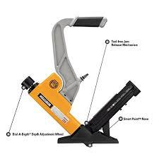Bostitch Flooring Stapler Base Plate by Bostitch Btfp12569 2 In 1 Flooring Tool Floor Nailers Reviews