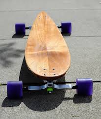 Pintail Longboard Deck Template by Longboard With Drop Plates Solid Wood This Would Be A Good Idea