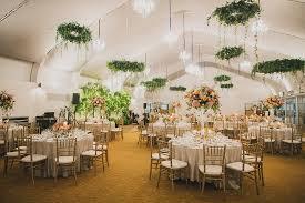 Rustic Elegant Wedding At Garden Pavilion The Ritz Carlton