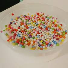 Trix Cereal Slime Scented Glossy With Foam Balls