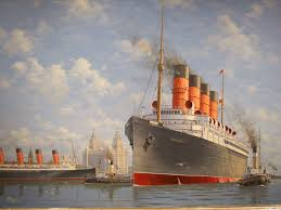 Lusitania Sinks In Real Time by Rms Mauritania And Rms Lusitania Ships Pinterest Rms