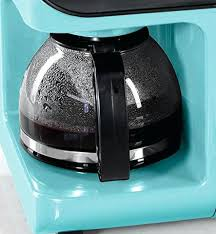 Blue Toaster Oven Retro Or Red Coffee Maker And Nonstick Griddle
