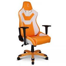 ZQRacing Alien Series Gaming fice Chair Orange Black ZQRacing