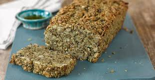 brot ohne mehl gesunder low carb sattmacher