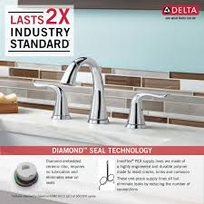 Delta Lahara Faucet Champagne Bronze by Faucet Com 3538 Czmpu Dst In Champagne Bronze By Delta