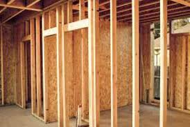 Floor Joist Spacing Shed by How To Brace Your Floor Studs Home Guides Sf Gate