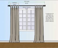 Allen And Roth Curtain Rod Instructions by Best 25 Wooden Curtain Rods Ideas On Pinterest Wood Curtain
