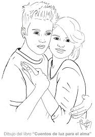 Selena Gomes Coloring Pages D