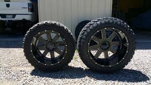 100 20 Inch Truck Rims Wheels Compared To 22s YouTube