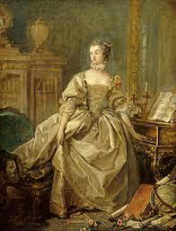 initiation d une marquise le portrait de la marquise de pompadour à la loupe musée du louvre