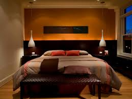 Brown And Orange Bedroom Ideas Amazing On Intended For Winter Color Trends Accent Walls Bedrooms Hgtv 9
