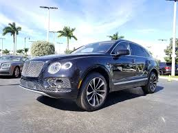 2017 Bentley Bentayga For Sale Nationwide - Autotrader Black Matte Bentley Bentayga Follow Millionairesurroundings For Pictures Of New Truck Best Image Kusaboshicom Replica Suv Luxury 2019 Back For The Five Most Ridiculously Lavish Features Of The Fancing Specials North Carolina Dealership 10 Fresh Automotive Car 2018 Review Worth 2000 Price Tag Bloomberg V8 Bentleys First Now Offers Sportier Model Release Upcoming Cars 20 2016 Drive Photo Gallery Autoblog