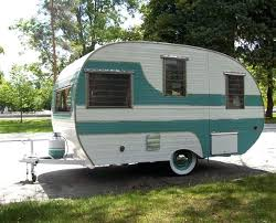 Small Camping Trailers For Sale Retro Camper Travel