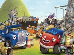 100 Truck Town Kidscreen Archive Town And Mike The Knight Reach New Audiences