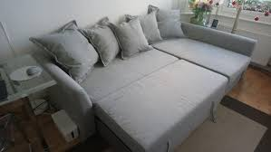ikea holmsund corner sofa with storage