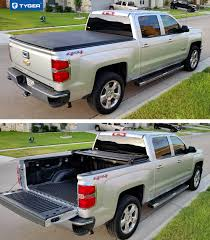 100 Chevy Truck Accessories 2014 Sierra 8 Bed Auto Parts TYGER T1 Roll Up