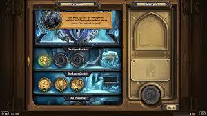Warlock Deck Hearthstone Frozen Throne by Blood Queen Lana U0027thel Boss Guide Upper Reaches Frozen Throne