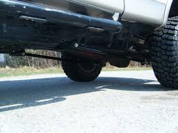 Traction Bars Mounted And Tested! - F150online Forums