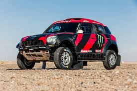 2015 MINI ALL4 Racing | Top Speed